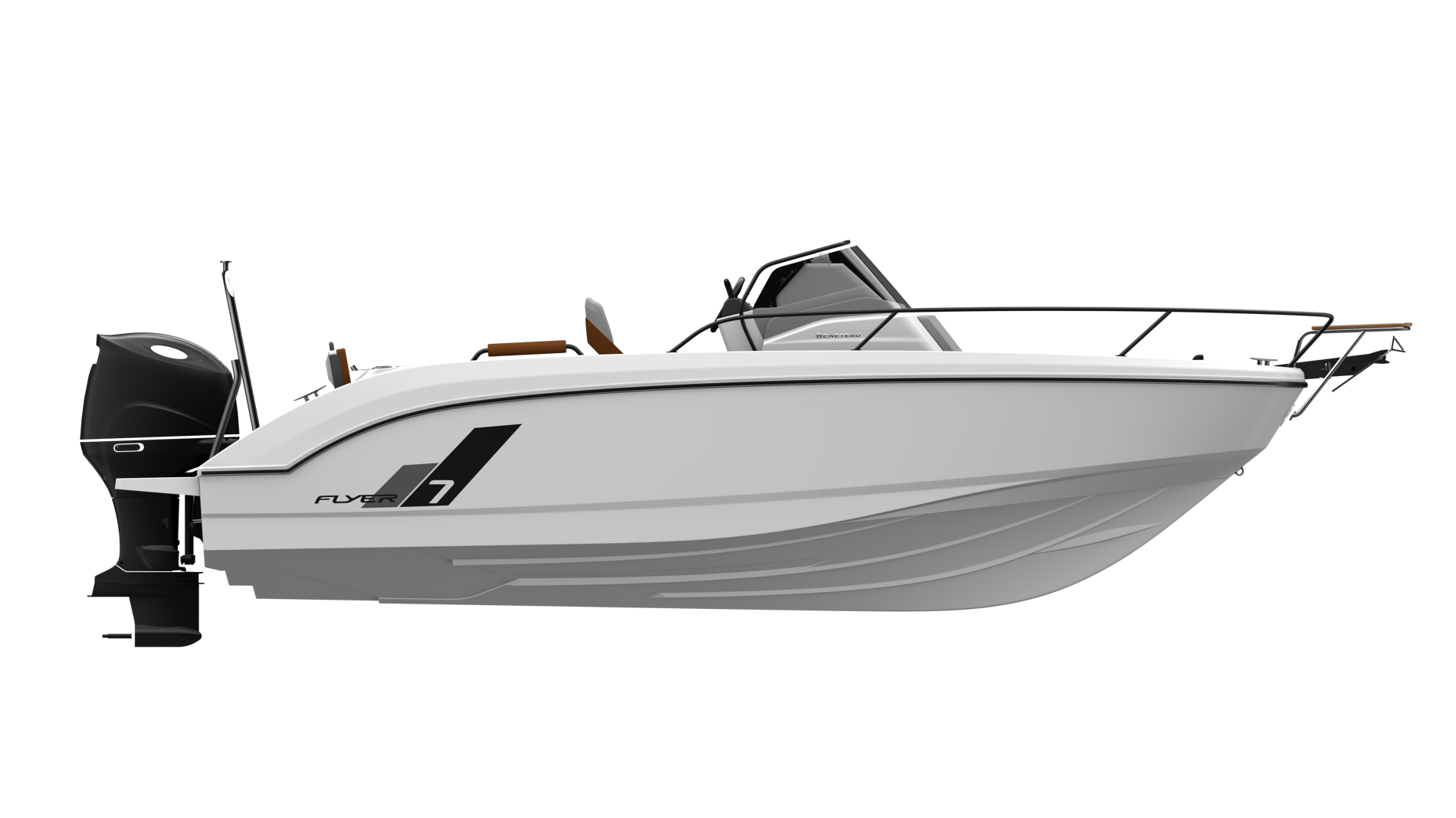 Beneteau F7 Drawing (1)