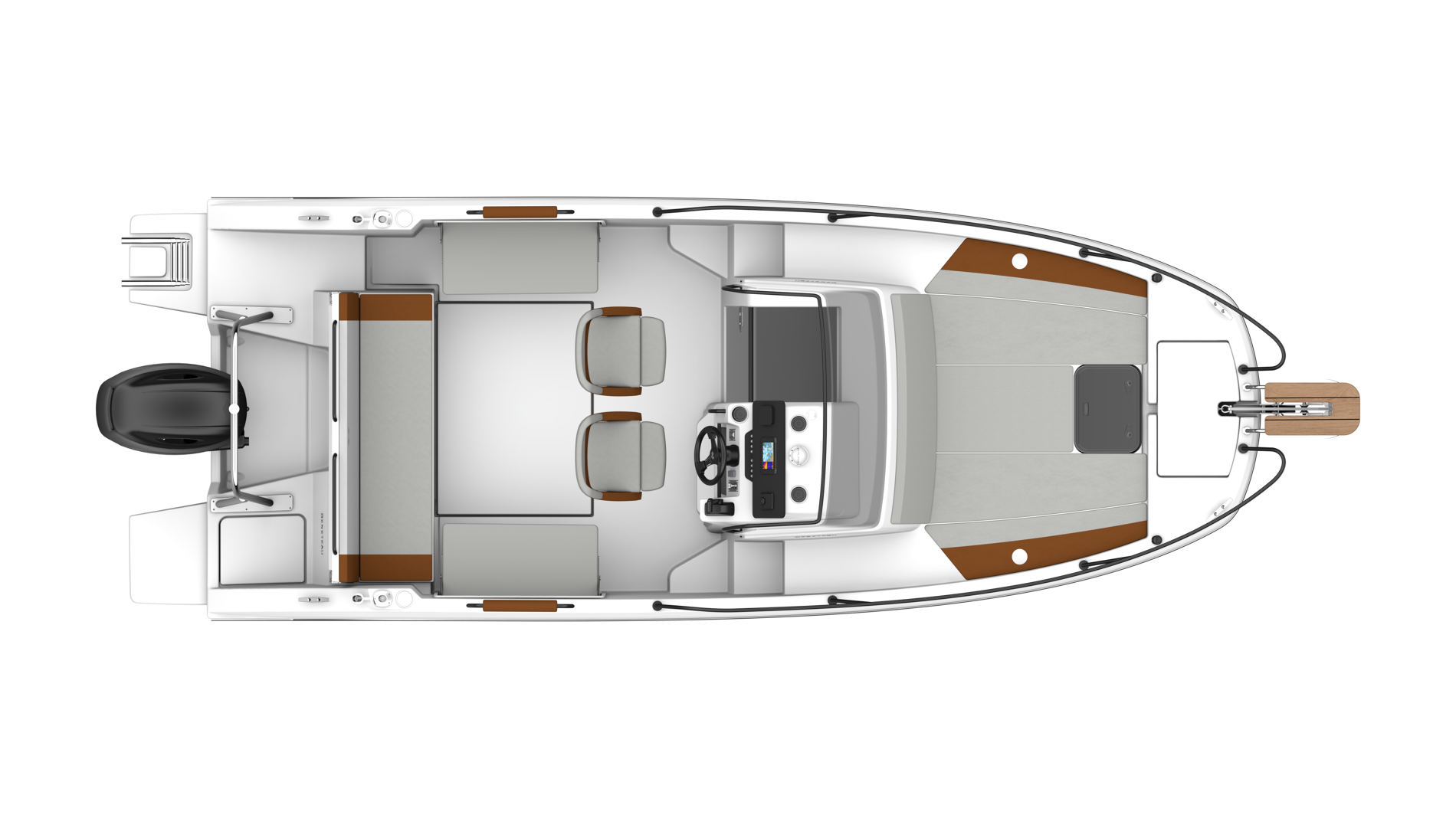 Beneteau F7 Drawing (2)