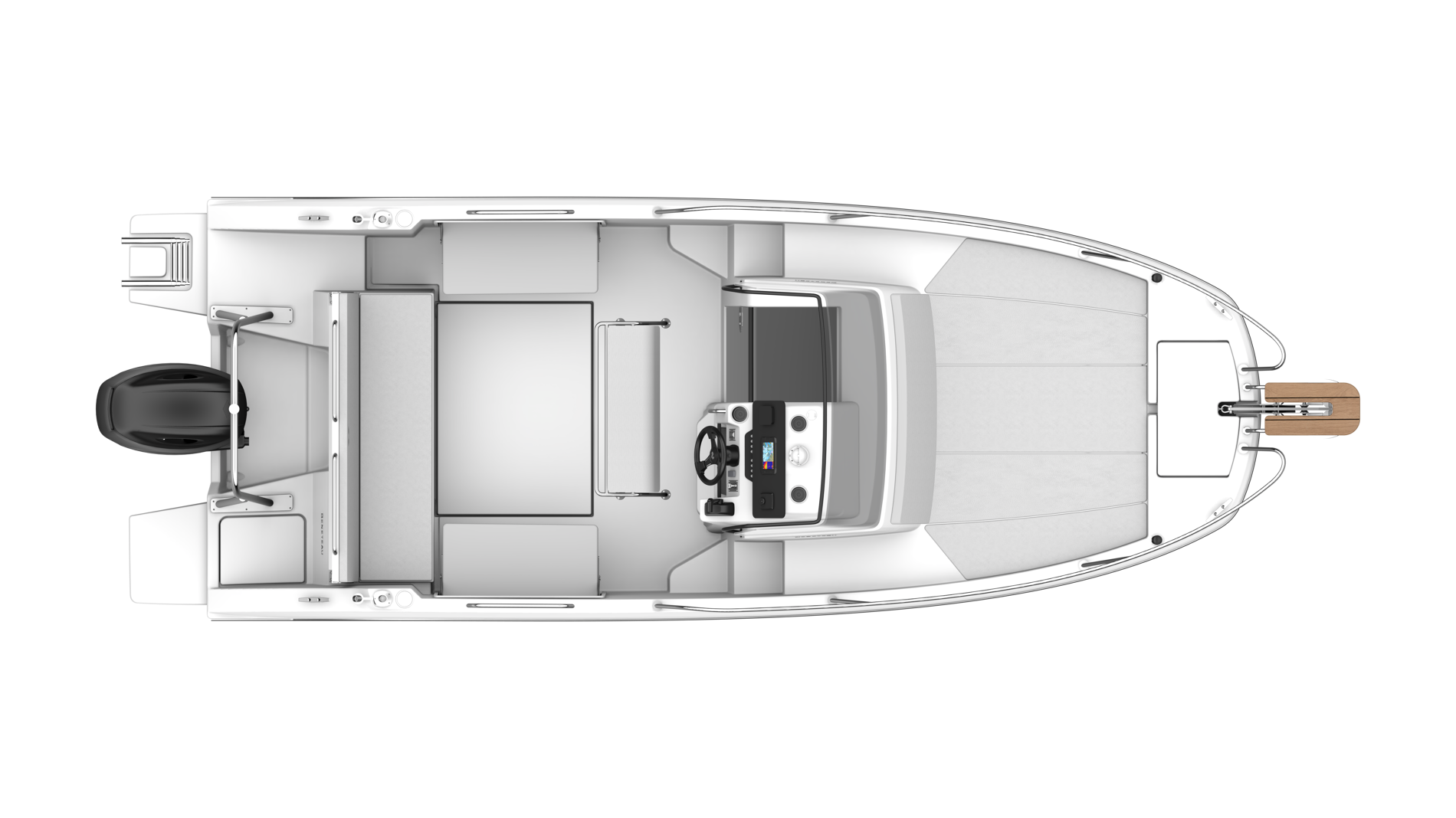 Beneteau F7 Drawing (3)