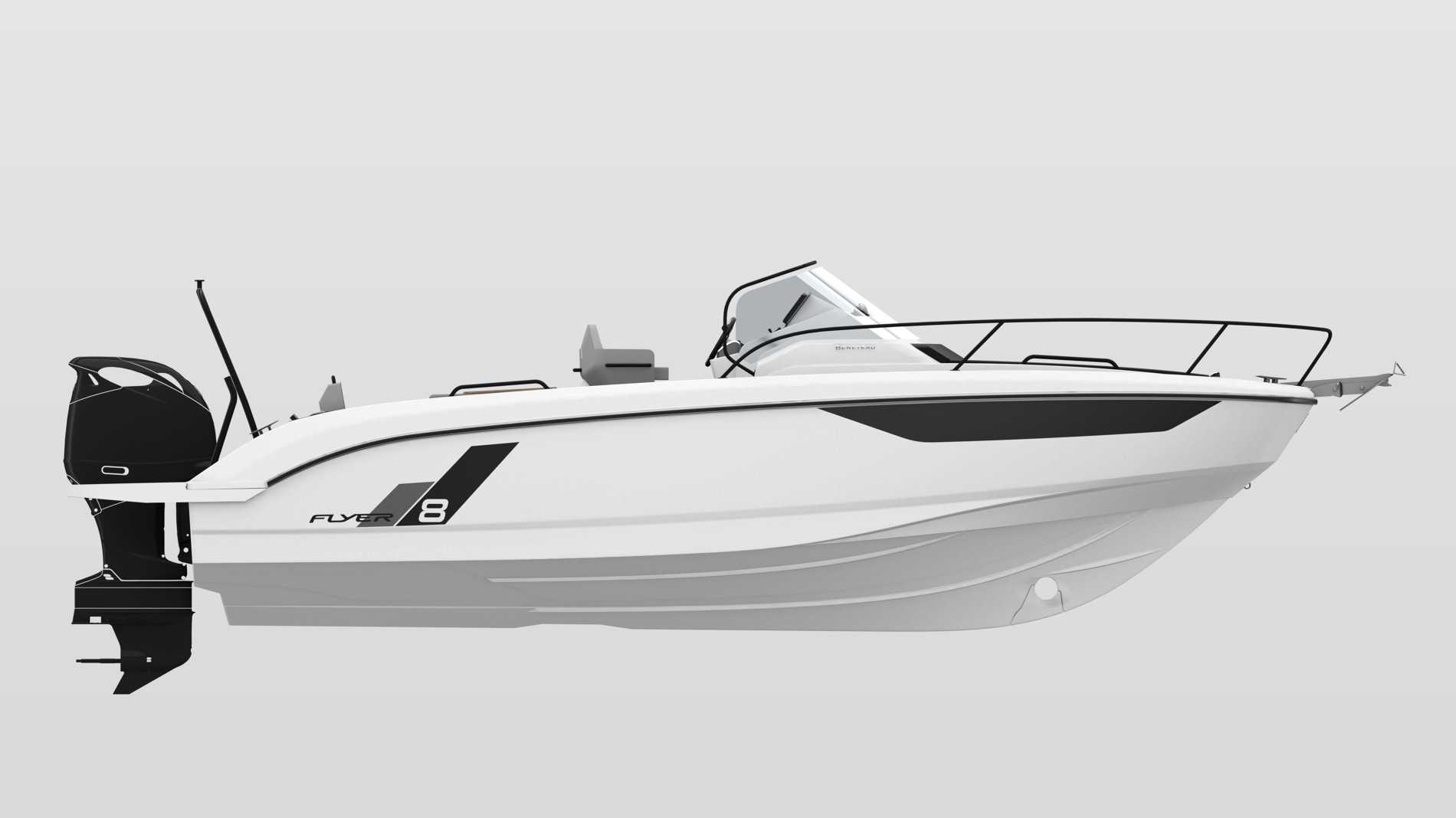 Beneteau F8 Drawing (1)