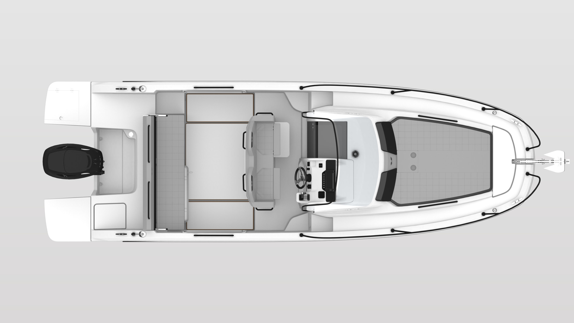 Beneteau F8 Drawing (2)