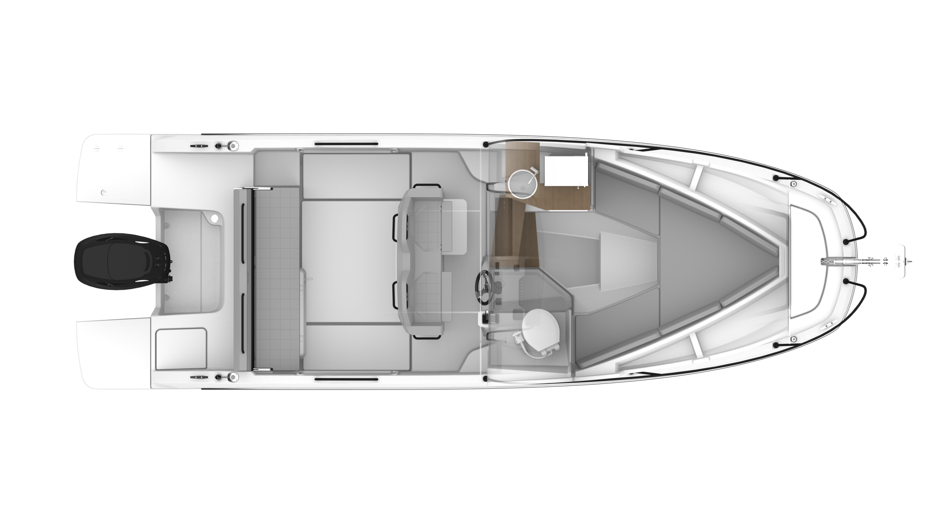 Beneteau F8 Drawing (3)