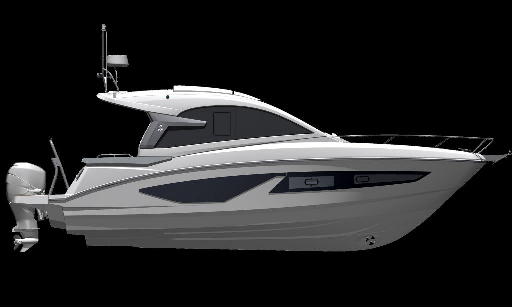 Beneteau GT32 Drawing (1)