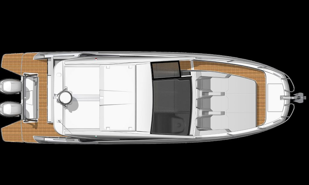 Beneteau GT32 Drawing (3)