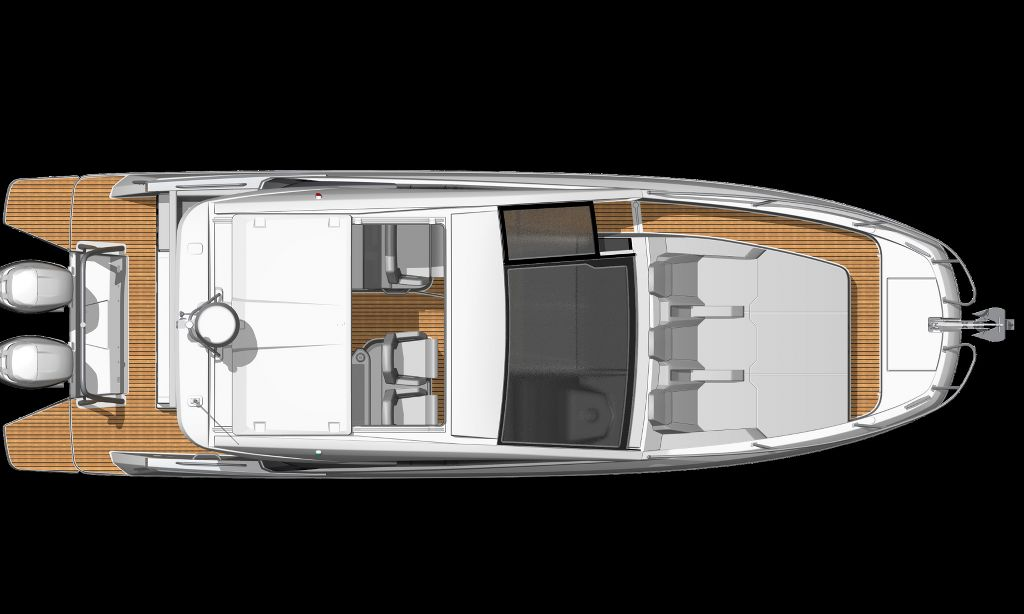 Beneteau GT32 Drawing (4)