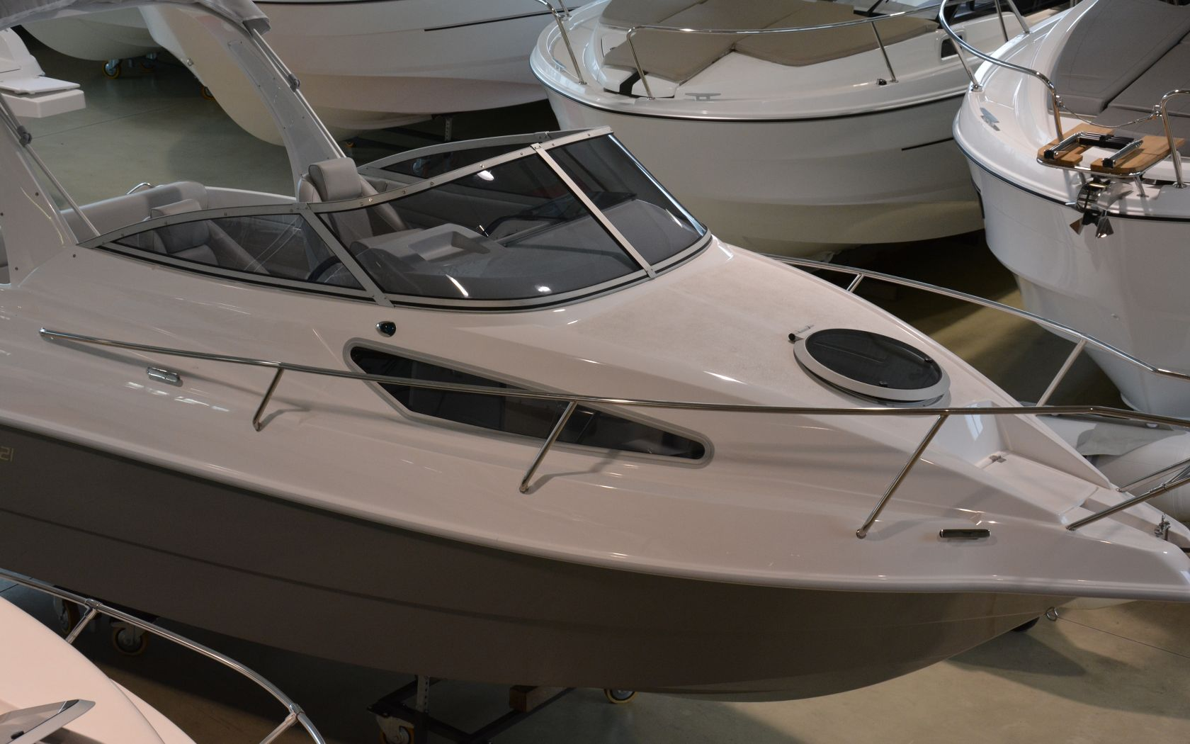 Drago Boats Drago 21 (2)