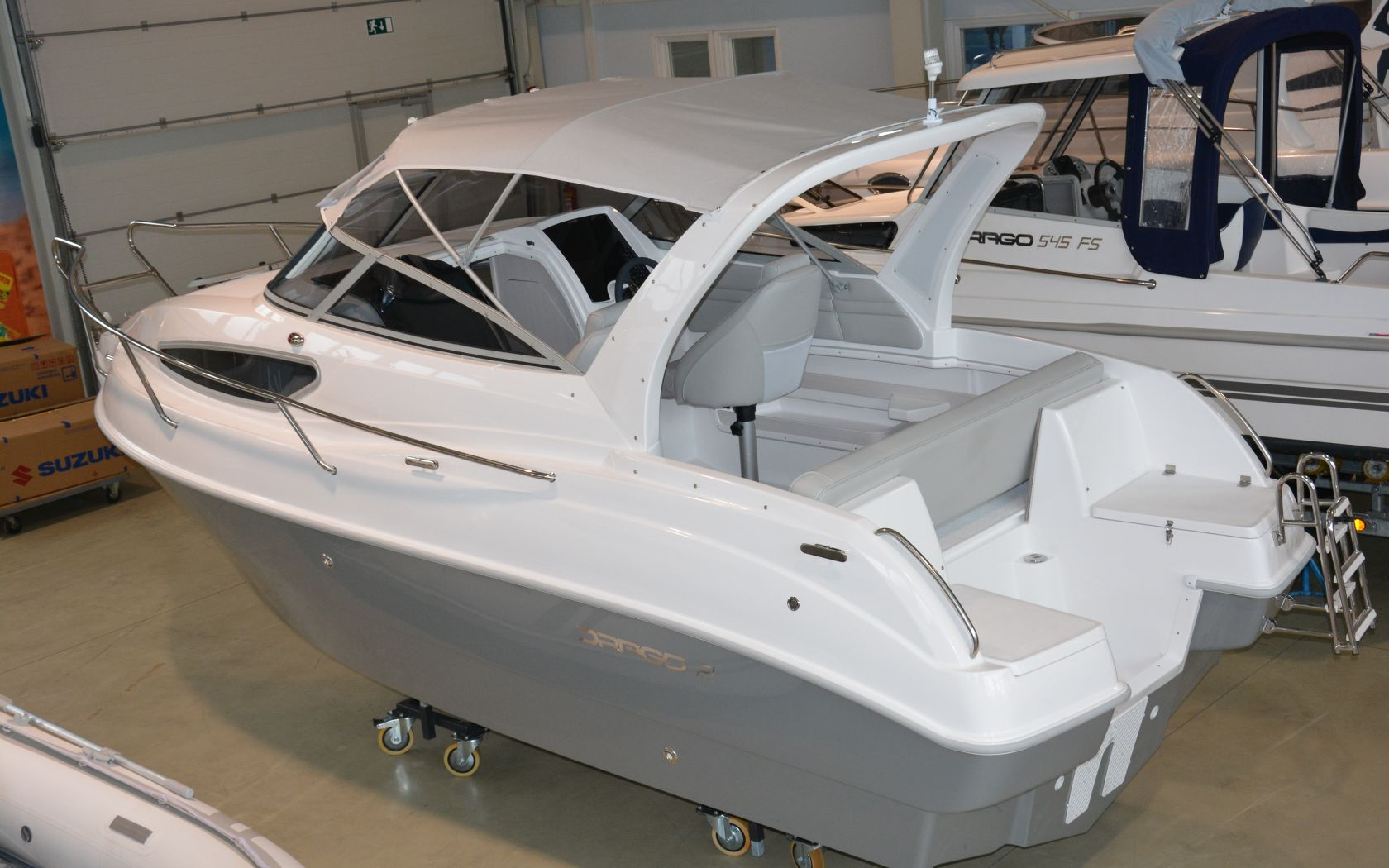 Drago Boats Drago 21 (38)