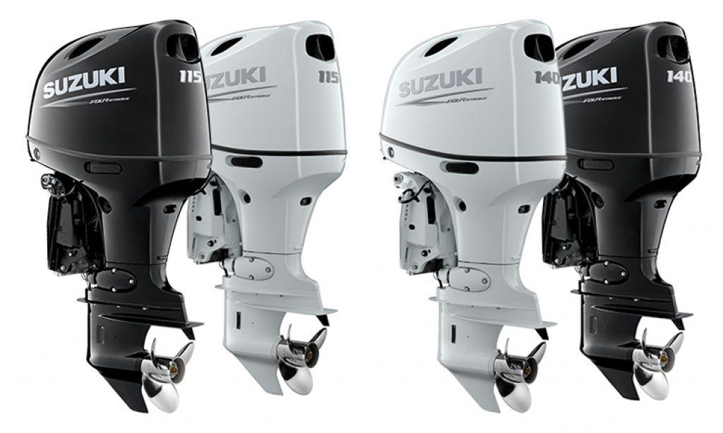 Suzuki DF115-14BG